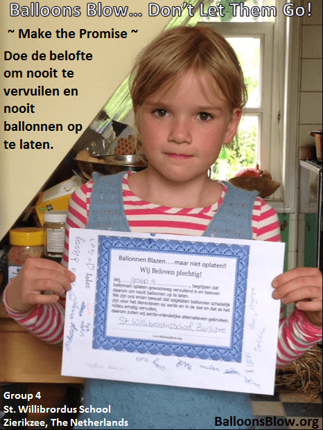 Damia from Netherlands Made the Promise