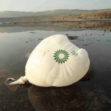 British Petroleum - Balloon Debris