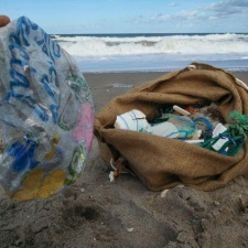 Balloons, plastic and other marine pollution