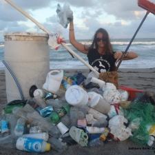 Plastic and Debris Pollution on Beaches