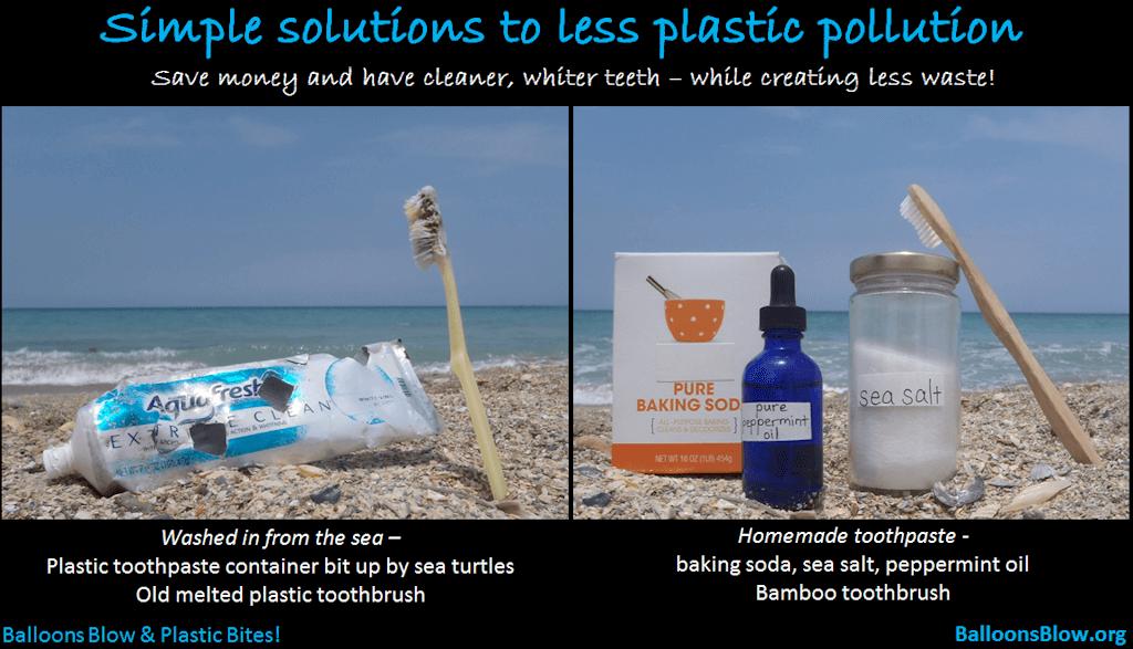 Toothpaste - Brush Alternative