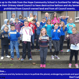 Hope Community School, Orkney Islands of Scotland