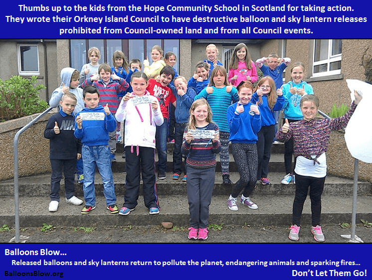 Hope Community School - Orkney Islands of Scotland