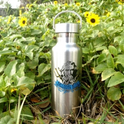 Angry Poisedon Stainless Water Bottle