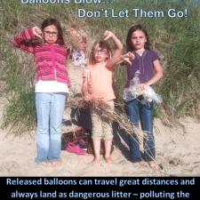 Ballon Litter