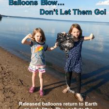 Mille Lacs Lake Balloons