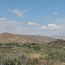 NAR Balloon Debris