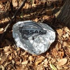 Nissan mylar balloon
