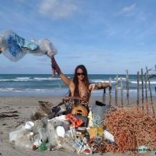 Beach Cleanup 4-27-2013
