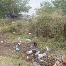 Indian River Lagoon - Plastic Pollutiona and other Debris