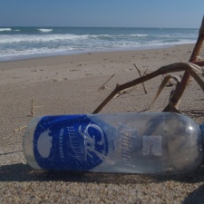 Plastic Bottle from Cuba - Plastic Pollution